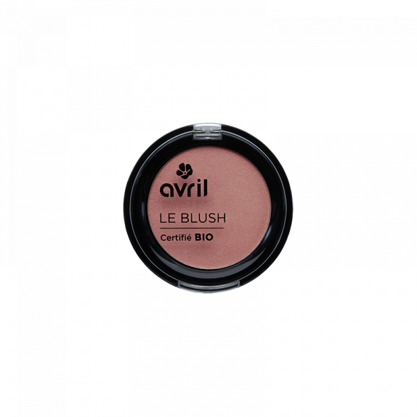 Blush certificat bio, Rose Praline, Avril 0