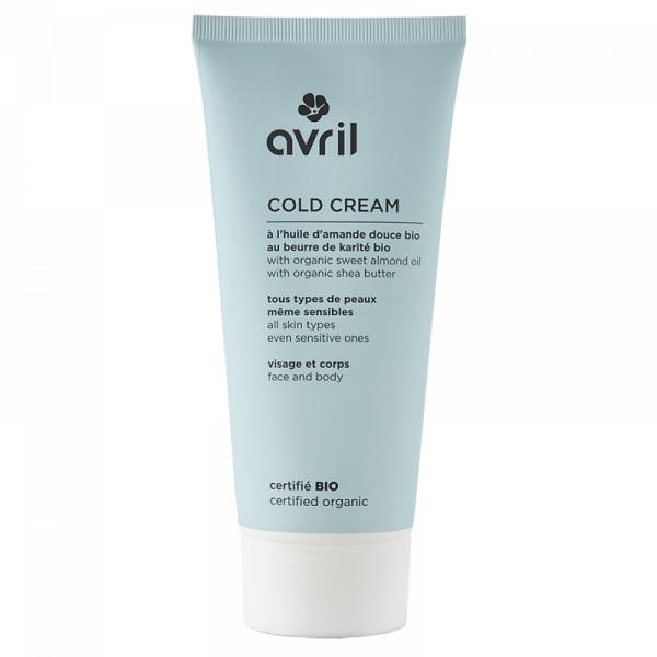 Cold cream - crema bio pentru piele foarte uscata, Avril, 200ml 0