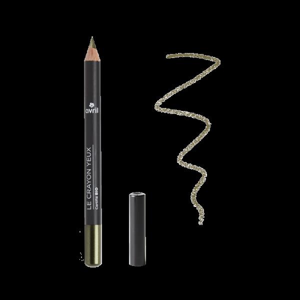Creion de ochi certificat bio, Vert Camouflage, Avril 0