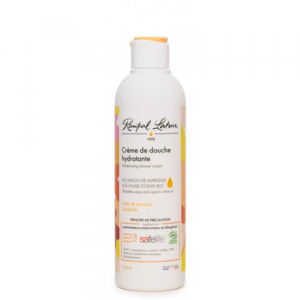 Crema de dus fara parfum, hidratanta | Rampal Latour, 250 ml 0