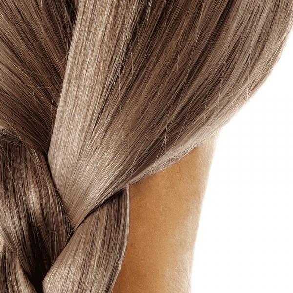Dark Blonde, vopsea de păr naturală – Blond Închis, Khadi, 100g 2