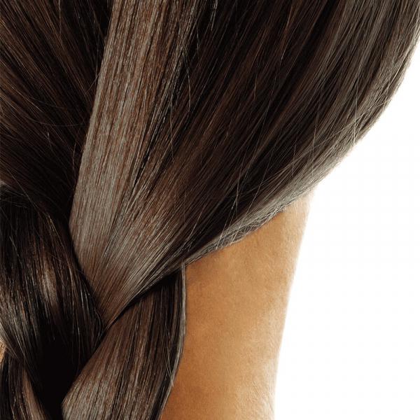 Dark Brown, vopsea de păr naturală – Şaten Închis, Khadi 2
