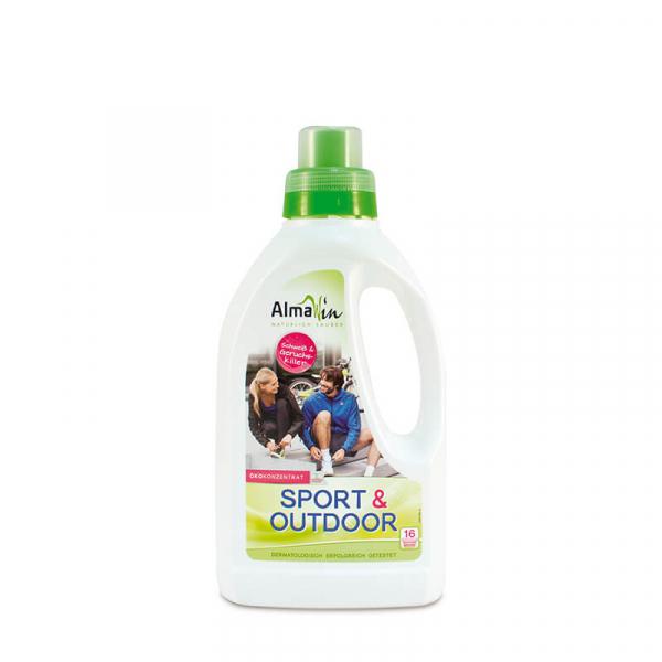 Detergent bio lichid Sport & Outdoor, AlmaWin, 750 ml 0