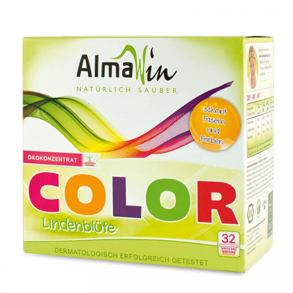 Detergent bio pentru rufe, Color, Concentrat Eco, AlmaWin 0