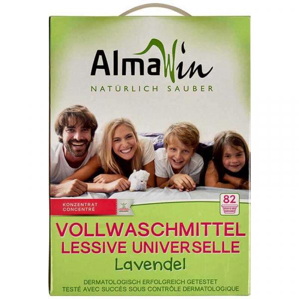 Detergent bio pudra pentru rufe, Heavy Duty, AlmaWin, 4.6 kg 0