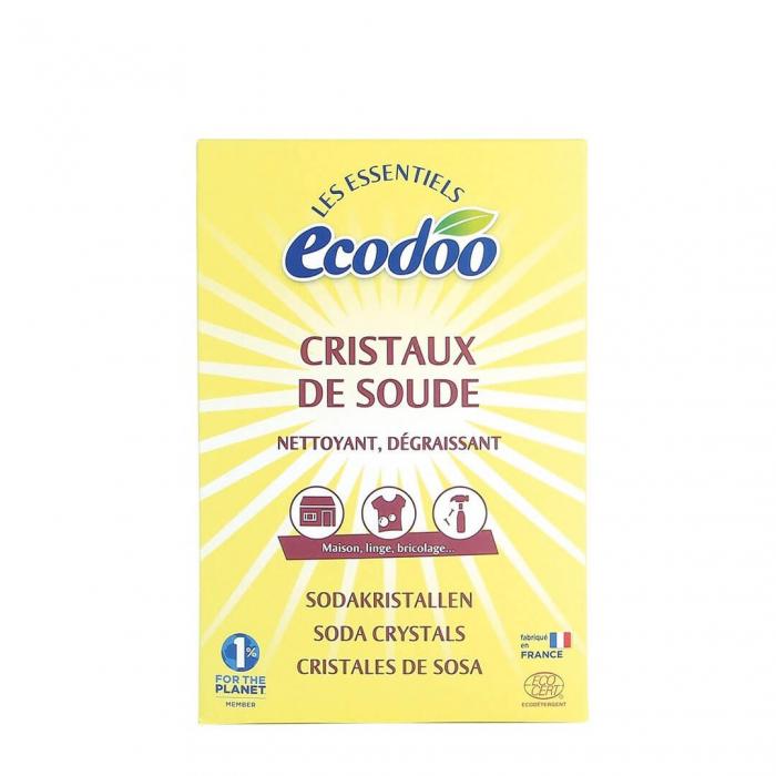 Cristale de sodă | Ecodoo, 500g 0