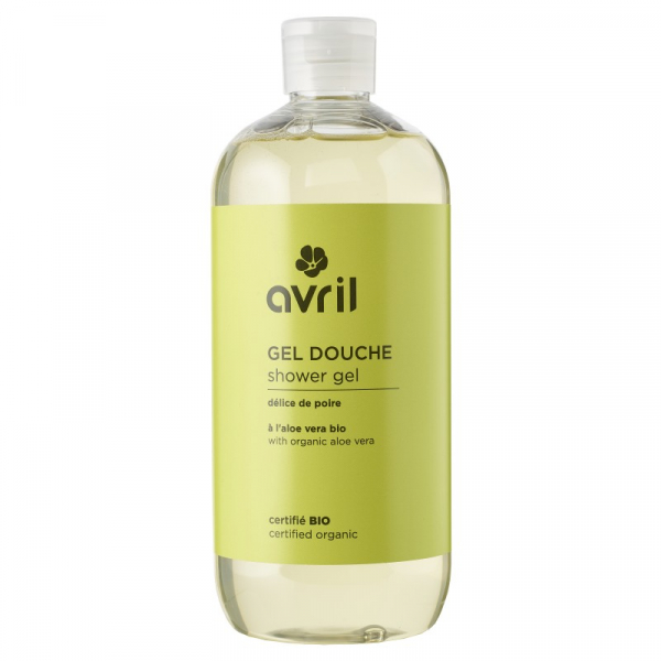 Gel de dus bio Deliciul Perelor, Avril, 500ml