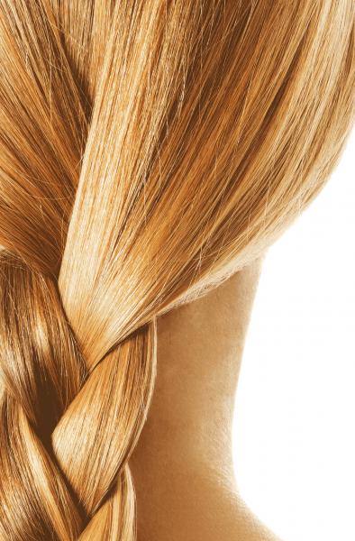 Golden Hint, vopsea de păr naturală - Blond Auriu, Khadi, 100g 2