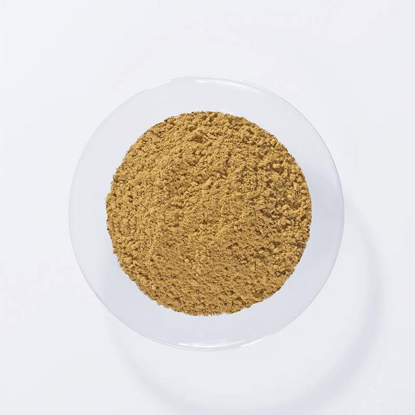 Henna, Amla & Jatropha, vopsea de par naturala - Rosu Mahon, Khadi, 100g 3