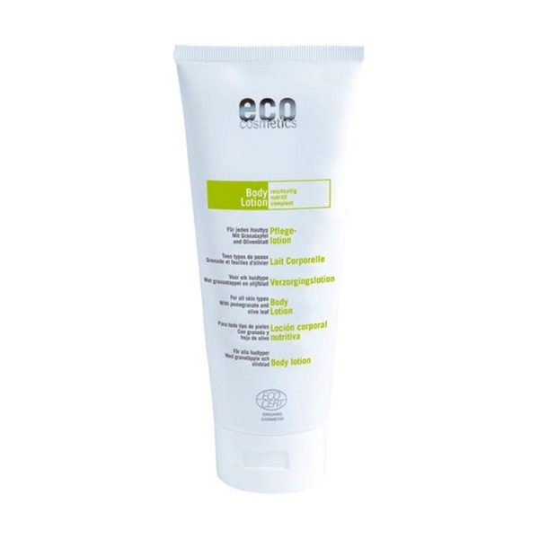 Crema maini bio cu echinacea si ulei din struguri, Eco Cosmetics, 125 ml 0