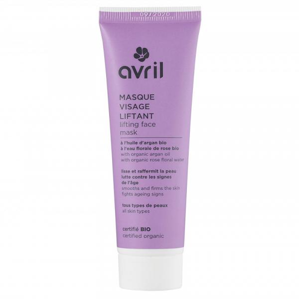 Masca faciala cu efect de lifting, certificata bio, Avril, 50 ml 0