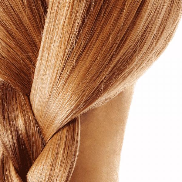 Medium Blonde, vopsea de par naturala - Blond Mediu, Khadi, 100g 2