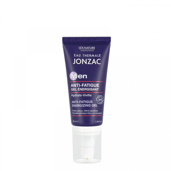 Men - Gel energizant anti oboseala, Jonzac, 50ml 1