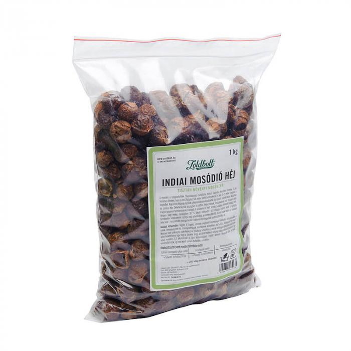 Nuci de sapun Sapindus Mukorossi, Zoldbolt, 1kg 0