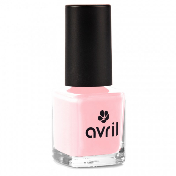 Oja vegana 7 free French Rose Nr. 88, Avril, 7ml 0
