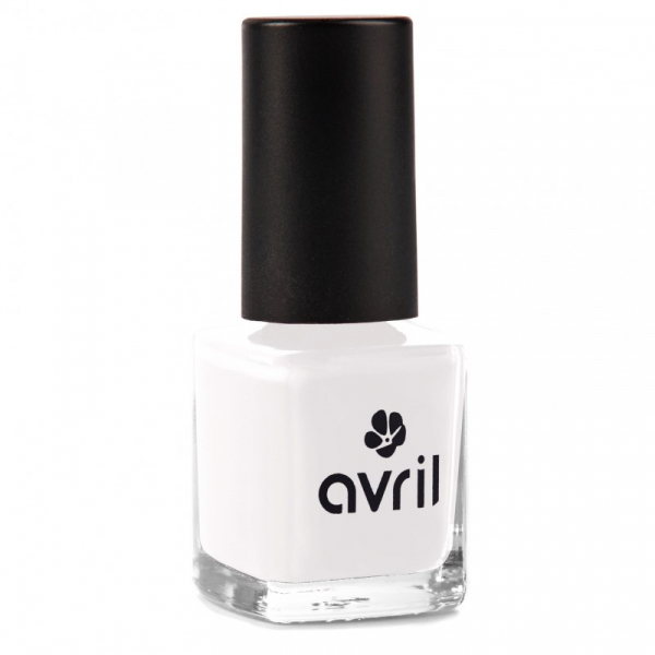 Oja vegana 7 free French Blanc Nr. 95, Avril, 7ml 0