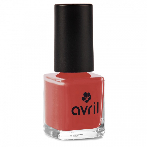 Oja vegana 7 free Rouge Retro nr. 732, Avril, 7ml 0