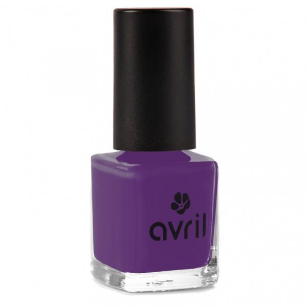 Oja vegana 7 free Ultraviolet Nr. 75, Avril - Violet 0