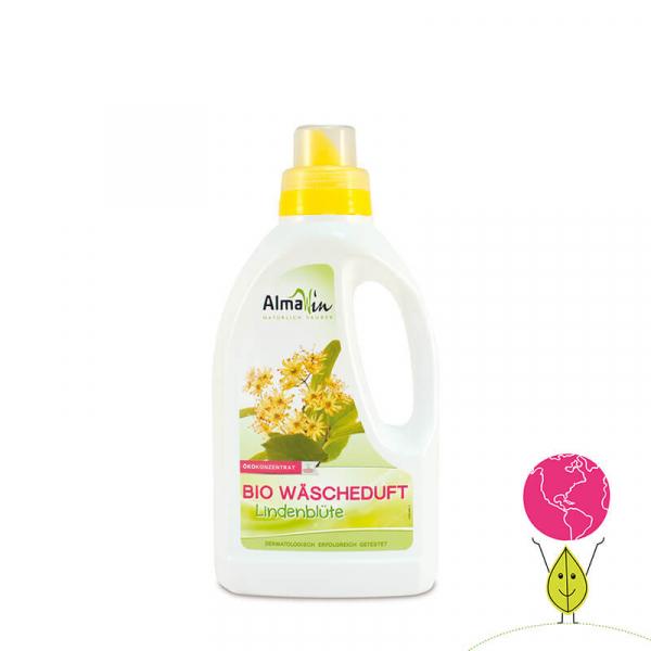 Parfumant natural pentru rufe, Tei, Concentrat Eco, AlmaWin, 750ml 0