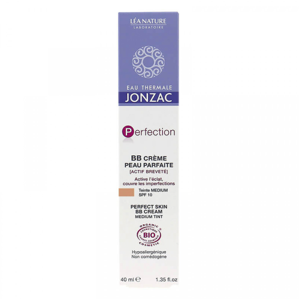 Perfection - BB Cream nuanta inchisa SPF 10, Jonzac, 40ml 0