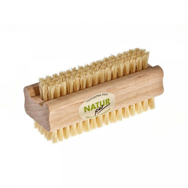 Perie naturala pentru curatarea unghiilor - fibre vegetale