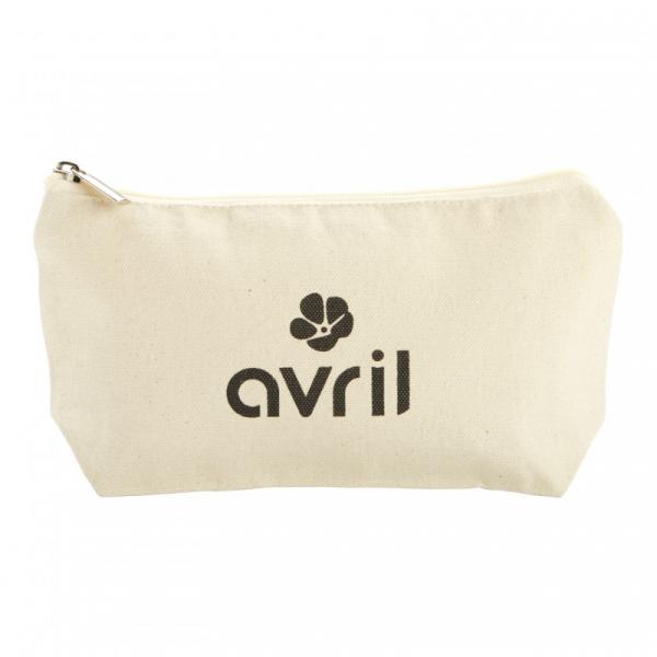 Portfard din bumbac organic Small Size, Avril 0