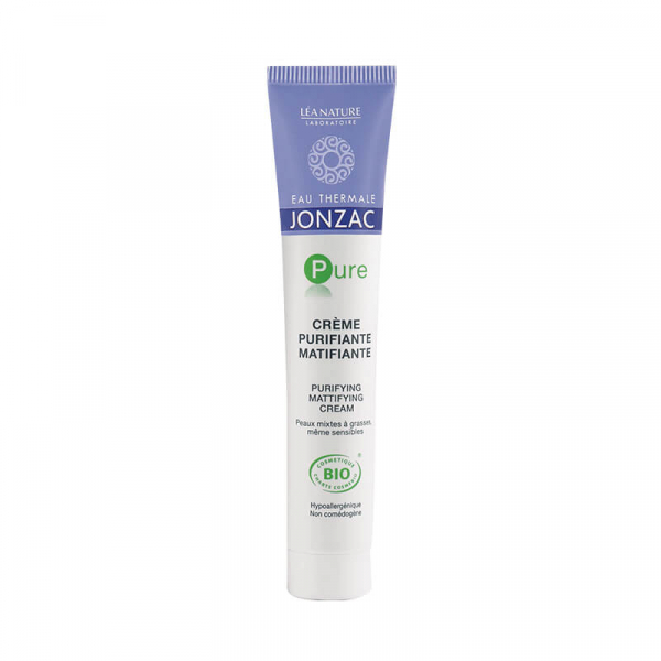 Pure - Crema purifianta matifianta, Jonzac, 50ml 1
