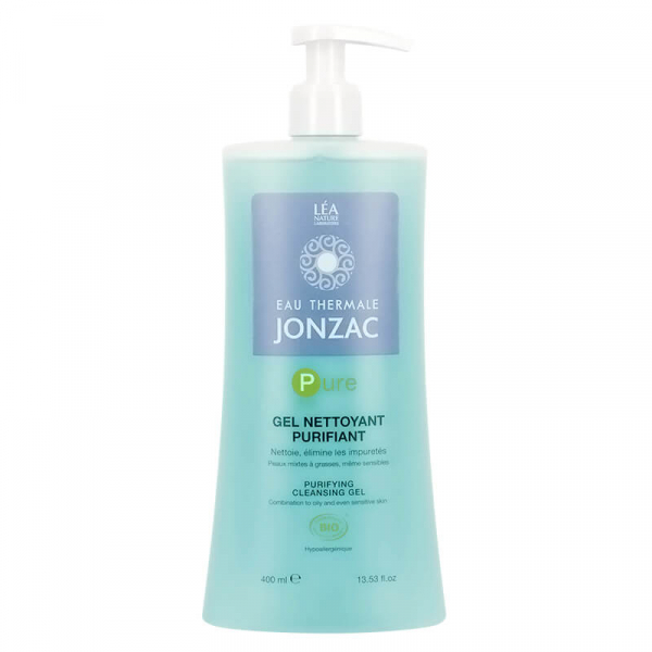 Pure - Gel curatare purifiant, Jonzac, 400ml 0