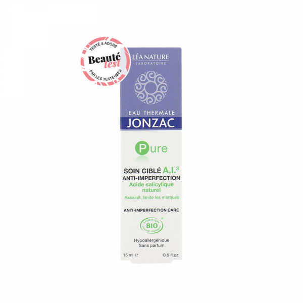 Pure - Tratament anti-imperfectiuni, Jonzac, 15ml 0