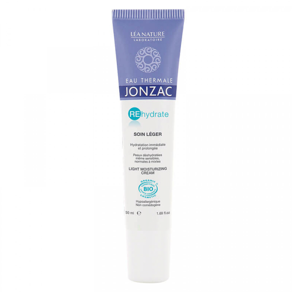 Rehydrate - Crema hidratanta ten normal-mixt, Jonzac, 50ml