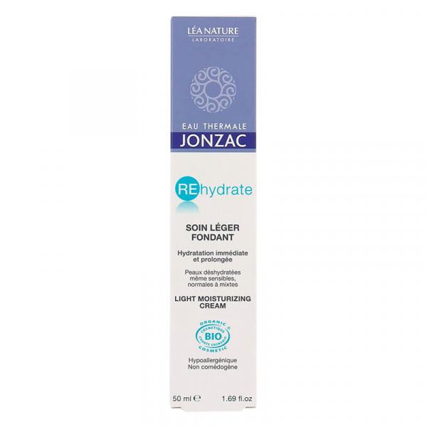 Rehydrate - Crema hidratanta ten normal-mixt, Jonzac, 50ml 0