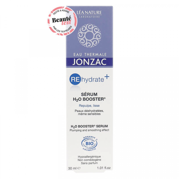 Rehydrate Plus - Ser H2O Booster, Jonzac, 30ml 0