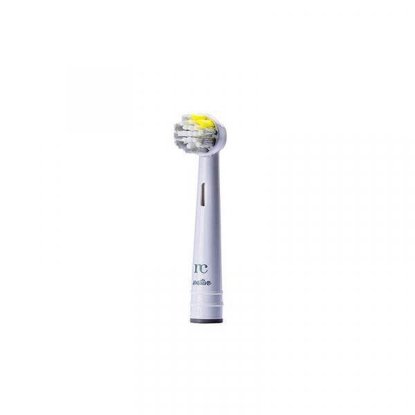 Rezerva universala periuta de dinti electrica, tehnologie cu argint, Sensitive, NovaCare, galben 0