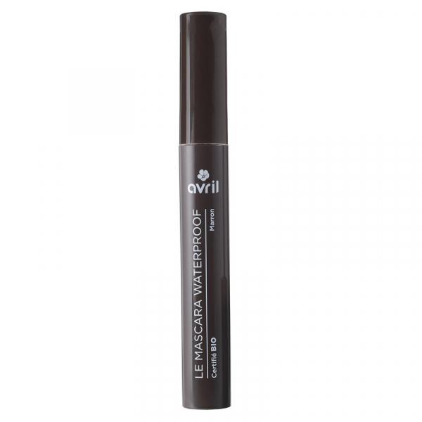 Mascara Waterproof, certificata organic, Maro | Avril 1