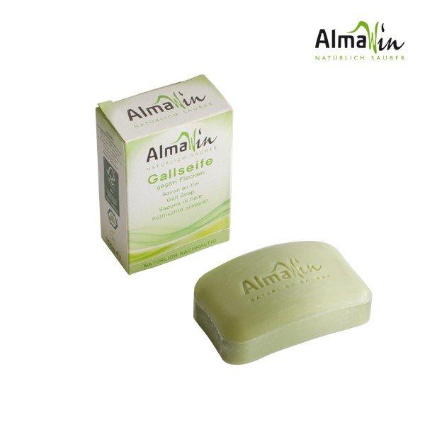 Sapun bio solid pentru pete dificile, cu bila de bou, AlmaWin, 100g 1