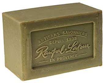 Sapun extra-pur de Marsilia Verde, Rampal Latour, 300g 0