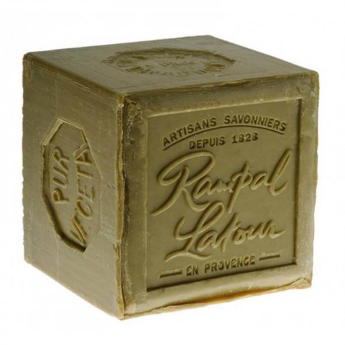 Sapun extra-pur de Marsilia Verde, Rampal Latour, 600g [0]