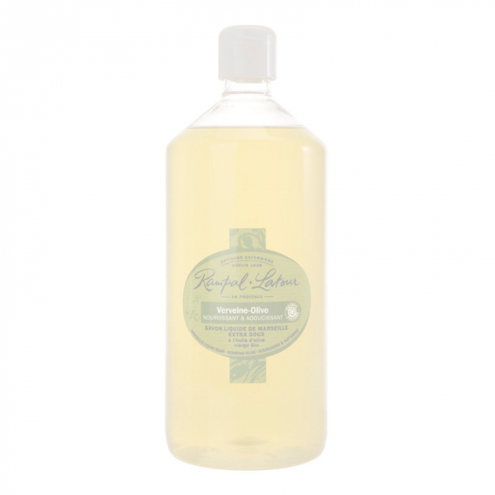Sapun lichid de Marsilia Verbina si Masline | Rampal Latour, 1000ml 1