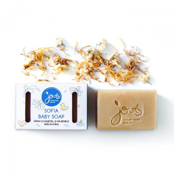 Sapun natural Sofia Baby Soap, Jovis, 100g 0