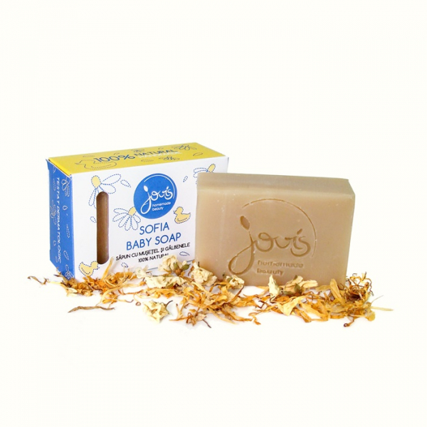 Sapun natural Sofia Baby Soap, Jovis, 100g 1
