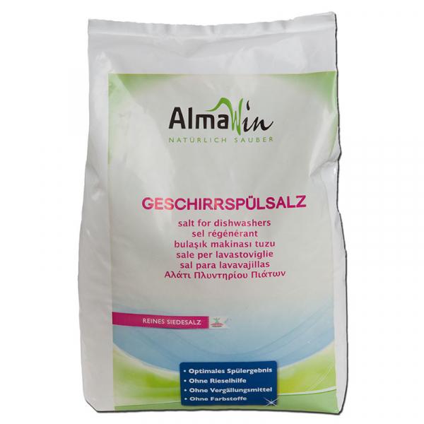 Sare regeneranta pentru masina de spalat vase, Concentrat Eco, AlmaWin, 2kg 0