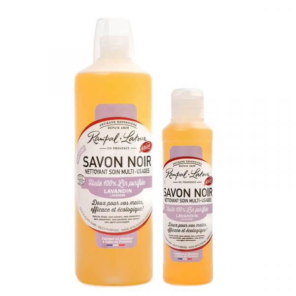 Savon Noir Lavanda - solutie naturala de curatare | Rampal Latour, 250ml 1