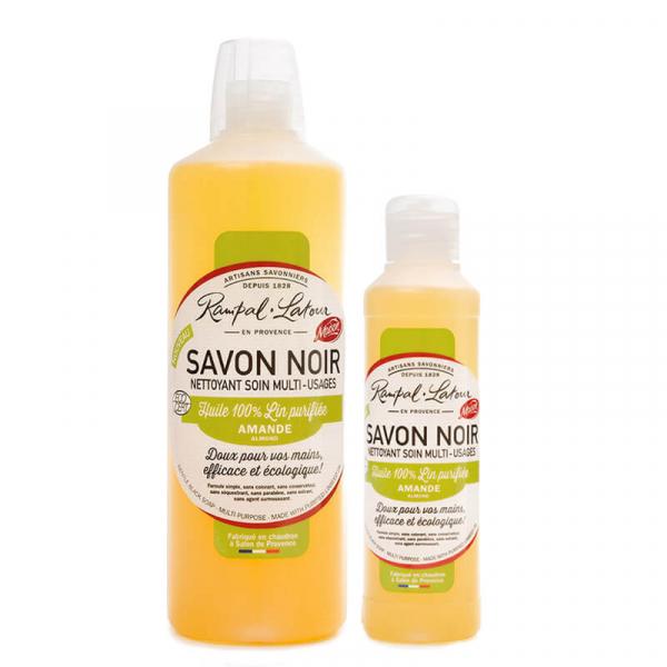 Savon Noir Migdale - solutie naturala de curatare | Rampal Latour, 250ml 1