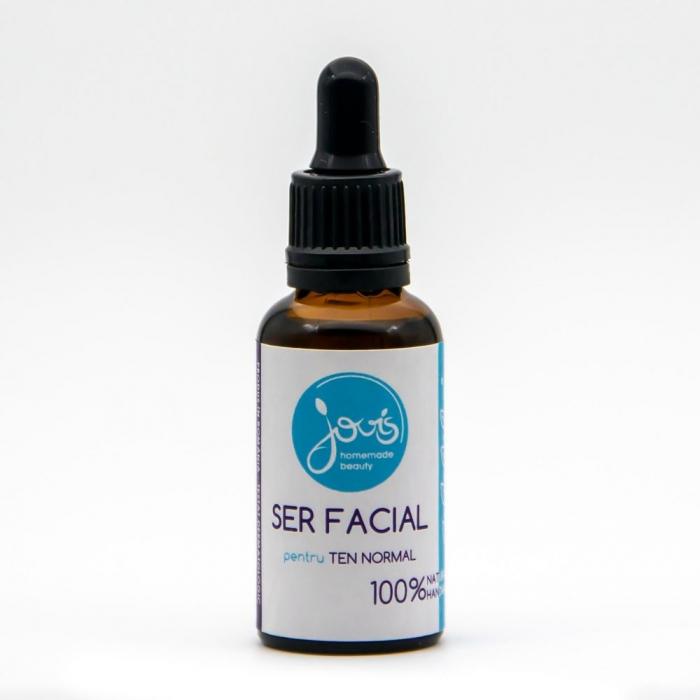 Ser facial pentru ten normal | Jovis Homemade Beauty, 30ml [0]