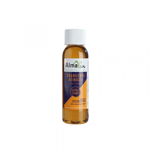Solutie bio universala cu extract de portocale, Orange Cleaner Extra Strong, AlmaWin 1