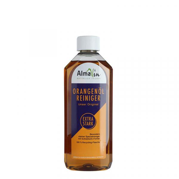 Solutie de curatat Orange Oil Cleaner Extra Strong, AlmaWin, 500 ml [0]