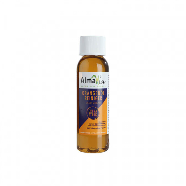 Solutie de curatat Orange Oil Cleaner Extra Strong, AlmaWin, 125 ml 0