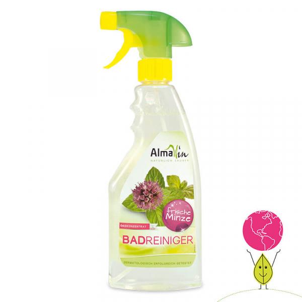 Soluție bio pentru curățat baia, Concentrat Eco, AlmaWin, 500ml 0