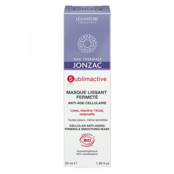 Sublimactive - Masca fermitate si netezire celular anti-age, Jonzac, 50ml 0