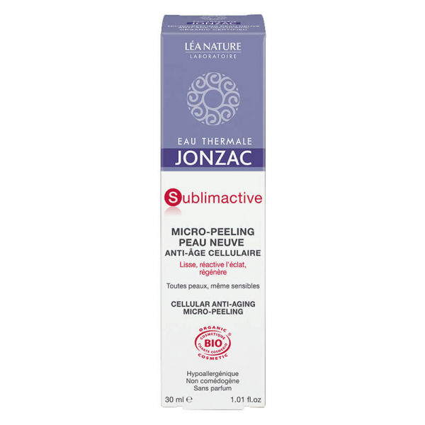 Sublimactive - Micro-peeling celular anti-age, Jonzac, 30ml 0